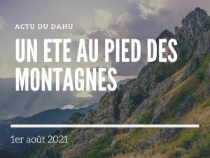 Read more about the article Un été au pied des montagnes